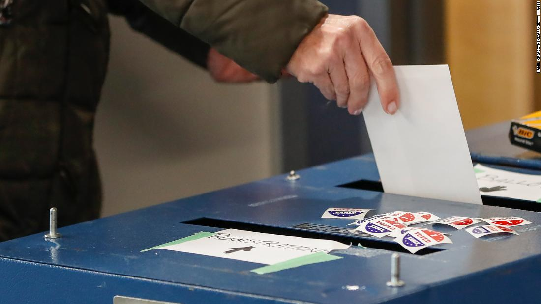 READ: Supreme Court order rejecting attempt to extend Wisconsin ballot deadline