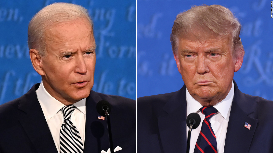 5 things to watch for in the final Trump-Biden debate