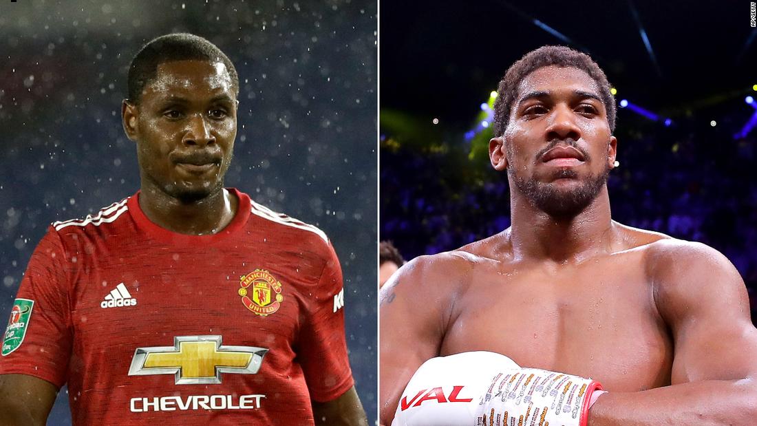 Sports stars take to social media to condemn police brutality in Nigeria