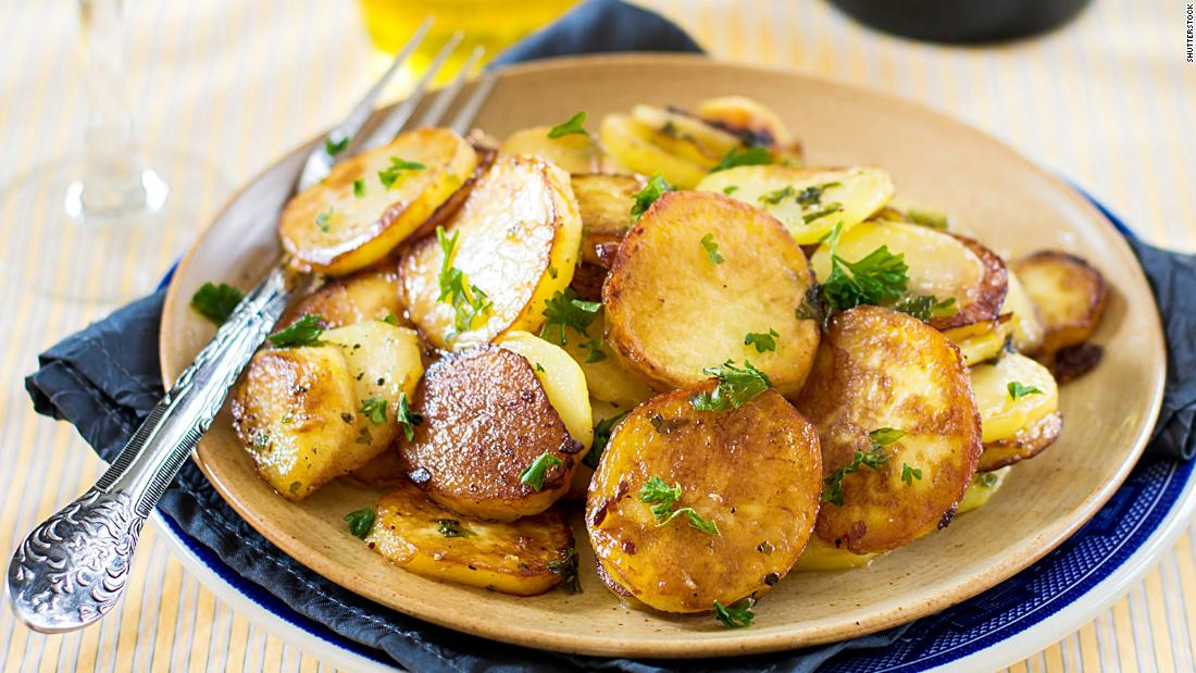 The world's best potato dishes