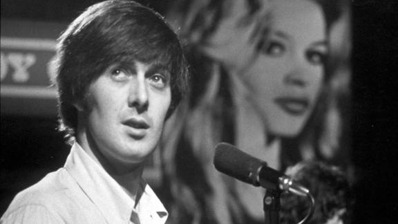"""<a href=""""https://www.cnn.com/2020/10/21/entertainment/spencer-davis-intl-scli-gbr/index.html"""" target=""""_blank"""">Spencer Davis</a>, bandleader of The Spencer Davis Group who produced the hits """"Keep On Running"""" and """"Gimme Some Lovin',"""" died October 19 at the age of 81."""