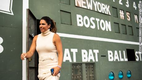 Jessica Mendoza made history when she called Game 1 of the World Series on ESPN Radio.