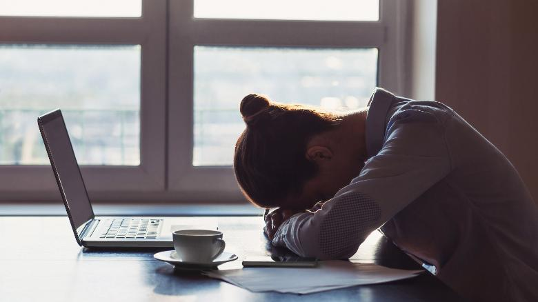 1 in 4 American workers has thought about quitting over Covid-19 stress, poll says
