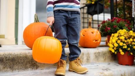A Tennessee town is discouraging trick-or-treating this Halloween because of Covid-19