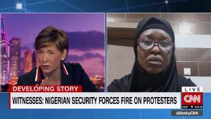 Nigerian activist: Stop killing Nigerians
