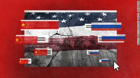 Trump is playing up China's threat to the 2020 election. But the evidence shows Russia is the real danger