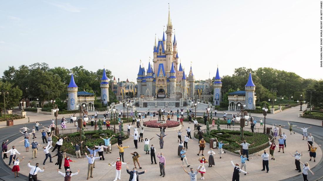 Traveling to Disney Parks during Covid-19