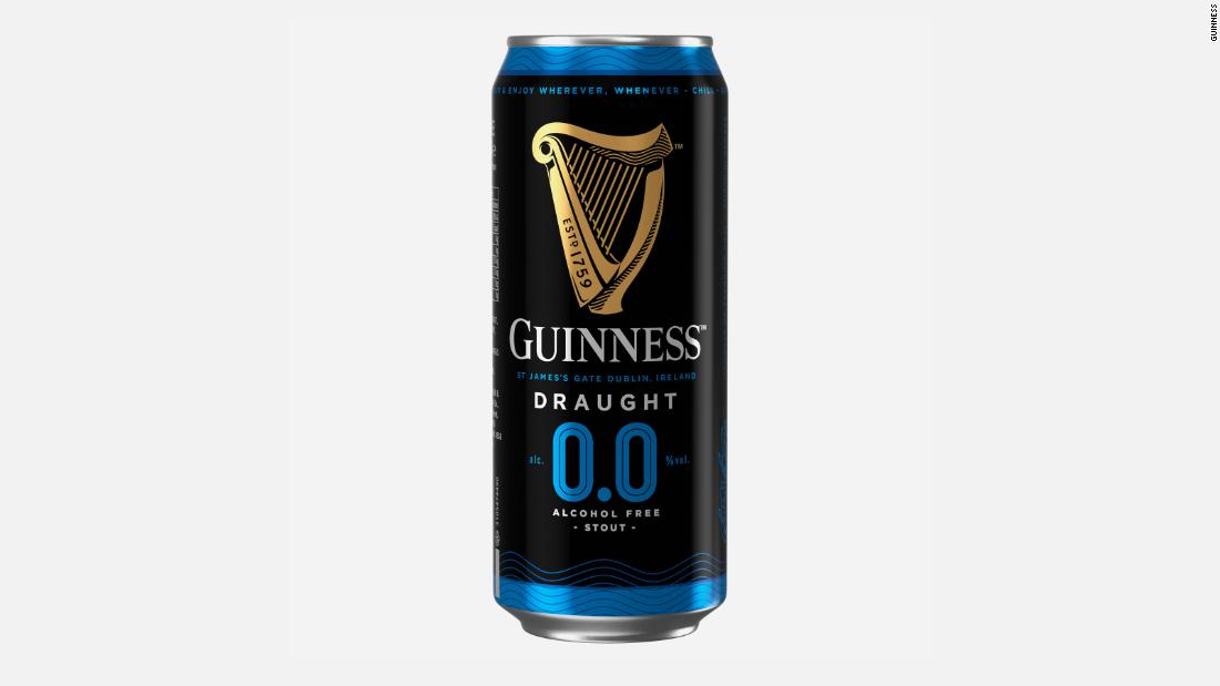 Guinness may actually be good for you now: There's a non-alcoholic version