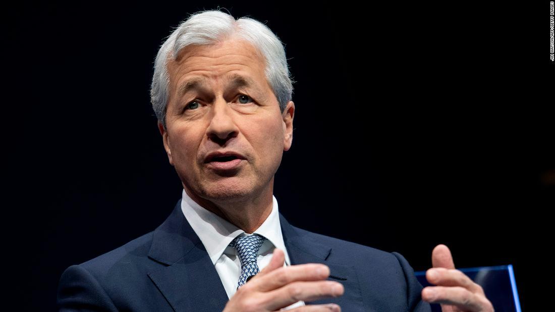 JPMorgan CEO Jamie Dimon: The peaceful transfer of power is a hallmark of America