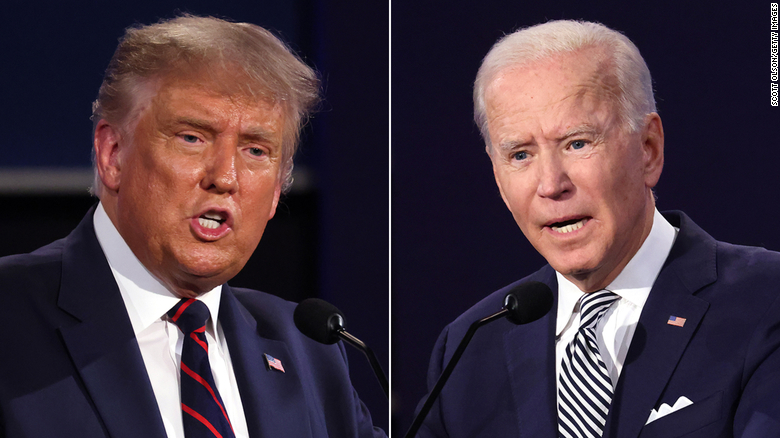 Biden and Trump prepare for a final showdown with lessons from the first debate