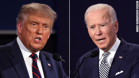 While Trump touts 'America First,' Biden is wary of 'America alone'