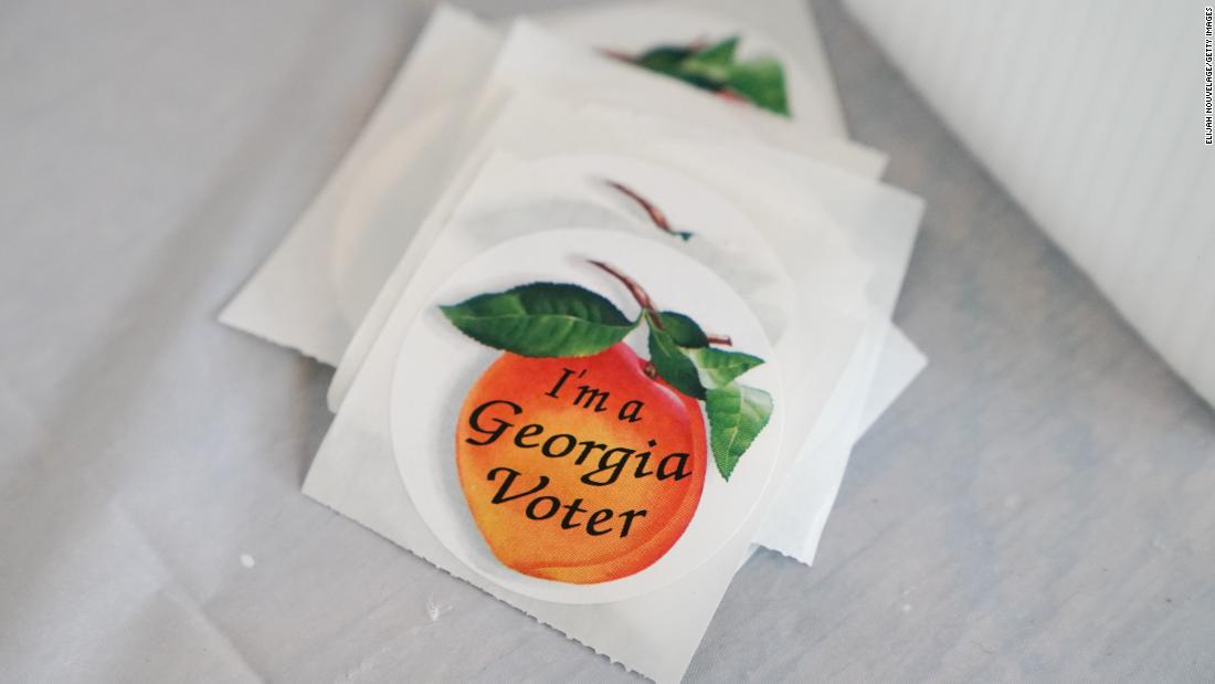 Ransomware hits election infrastructure in Georgia county