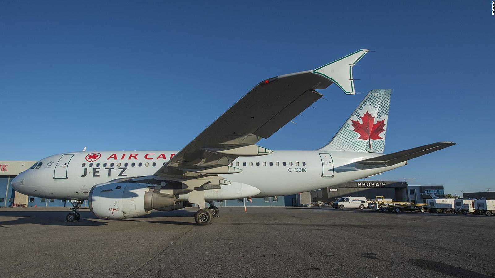 Air Canada S Jetz Business Class Planes Are Now For The Public Cnn Travel Airline company makes charter and regular passenger flights since 1937. air canada s jetz business class planes