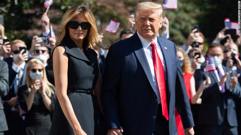 Melania Trump to make belated campaign trail appearance