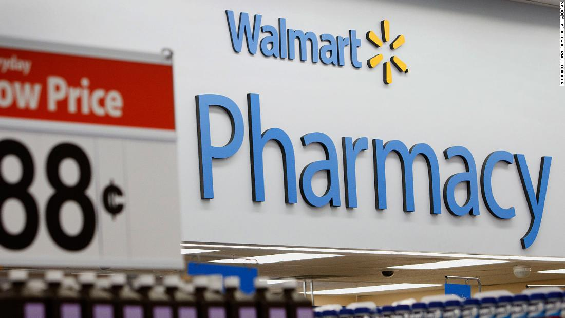 Walmart files lawsuit seeking to prove its pharmacists are not responsible for opioid crisis – CNN