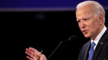 Fact check: Biden falsely claims he never opposed fracking