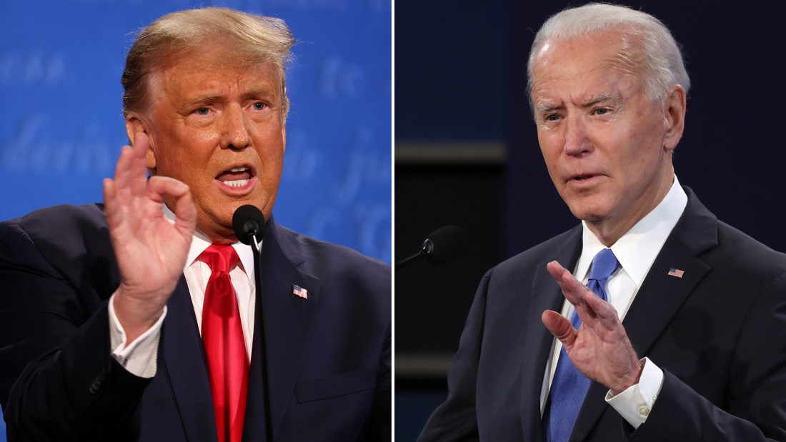 Image for 7 takeaways from the final Trump-Biden debate