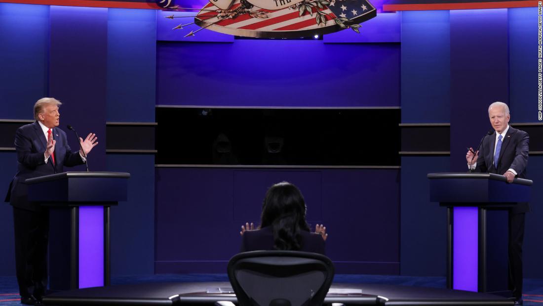 Opinion: Who won the debate