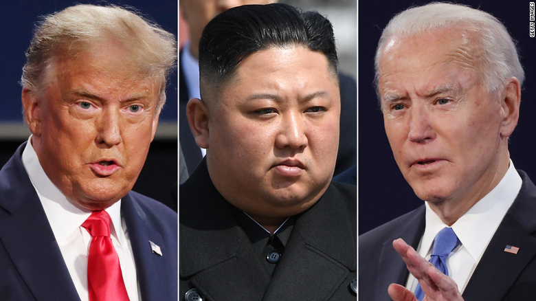 How US policy toward North Korea may change under Biden