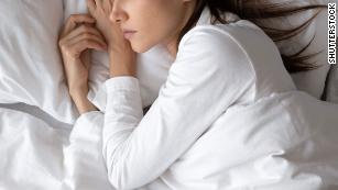 Cooler temperatures will help you sleep.