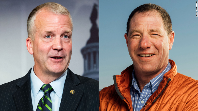 Republican Dan Sullivan wins reelection in US Senate race in Alaska
