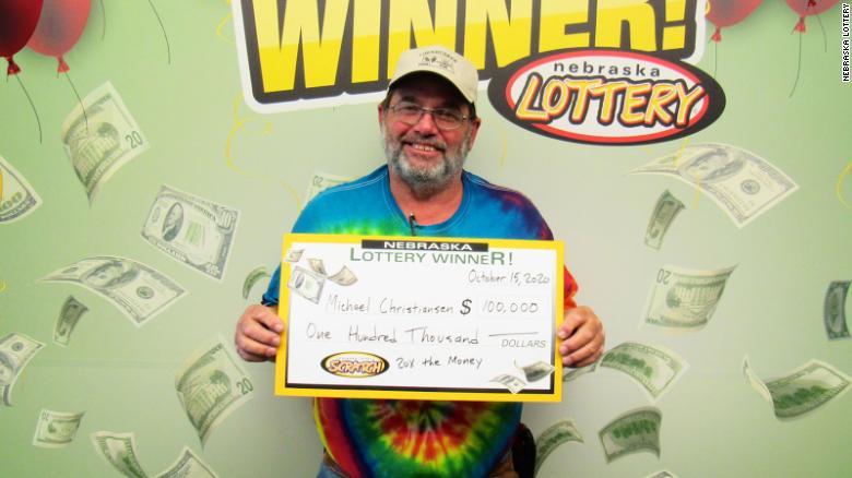 Nebraska man hits jackpot twice in one year