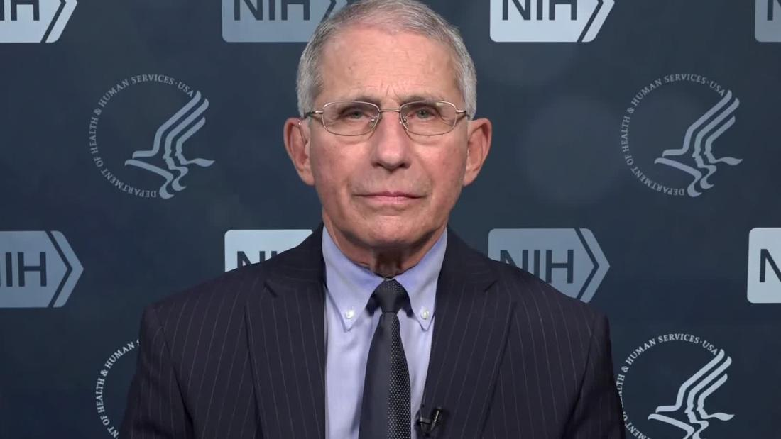 Burnett to Dr. Fauci: Is Trump trying to get you to quit?