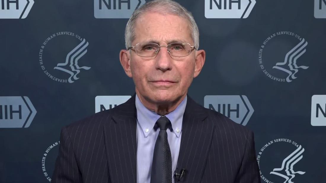 Fauci says it might be time to mandate masks as Covid-19 surges across US – CNN
