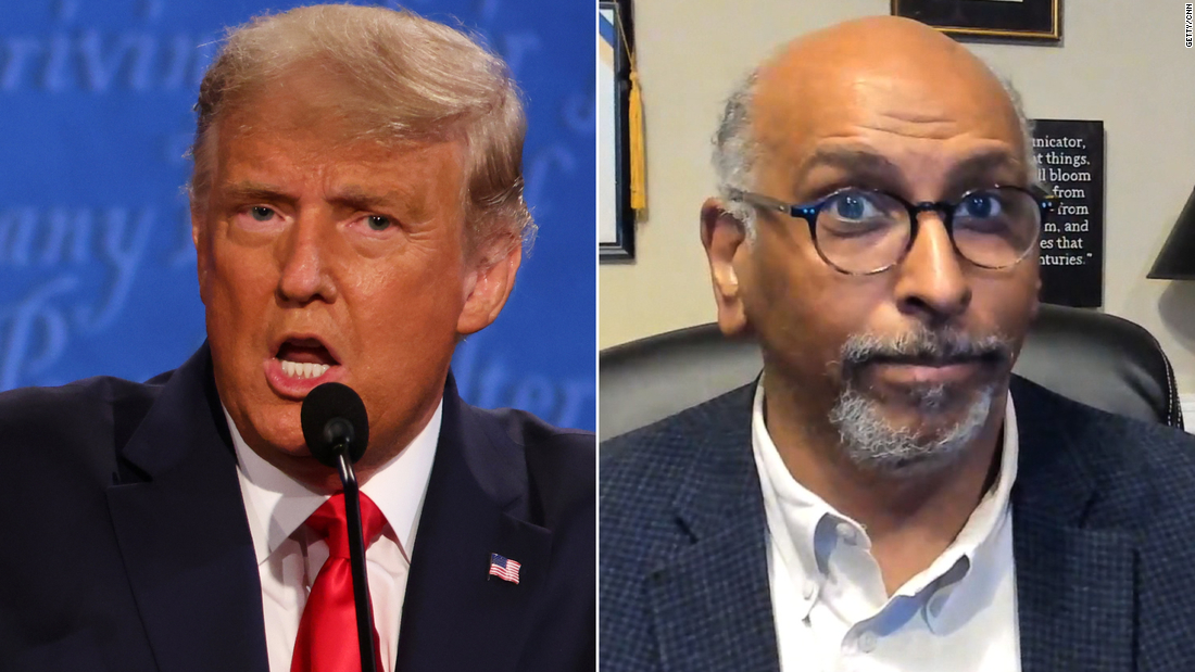 Former RNC chairman reacts to Trump