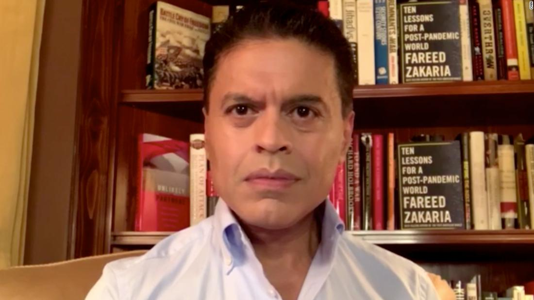 Fareed Zakaria: This is why Trump will lose 2020 election