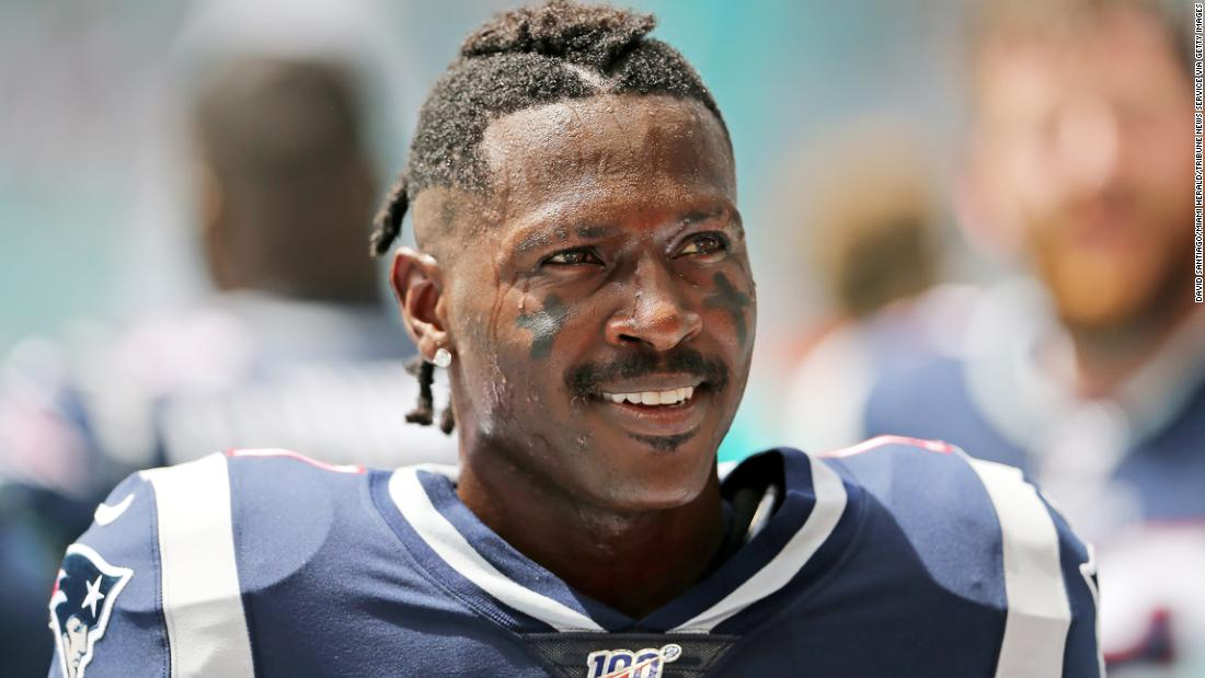 Antonio Brown has reached an agreement with Tampa Bay Buccaneers, ESPN report says