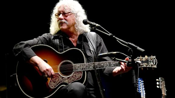 """Arlo Guthrie has """"reached the difficult decision that touring and stage shows are no longer possible."""""""