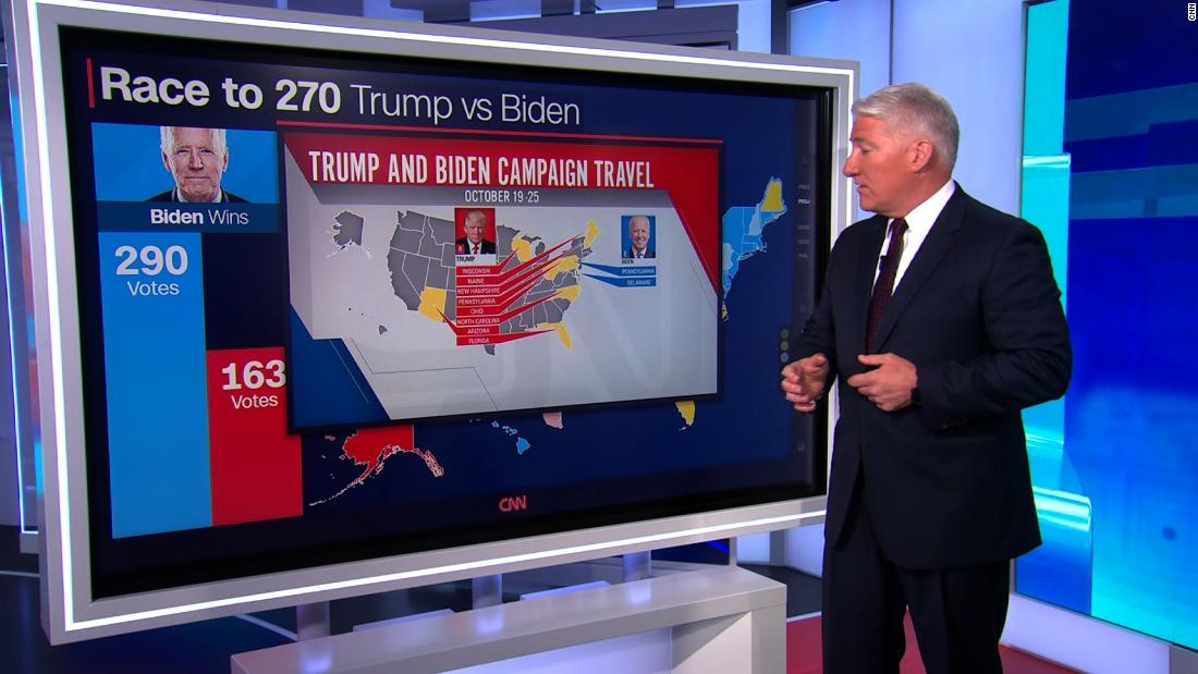 Road to 270: This state could be a 'game over' win for Biden
