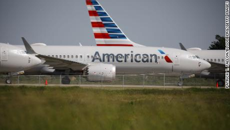 The American plans 737 Max tours and question and answer sessions to convince passengers to fly again