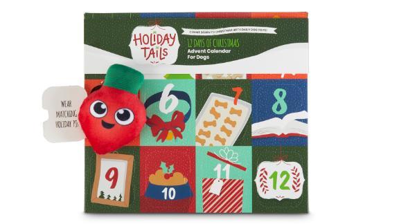 Holiday Tails 12 Days of Christmas Advent Calendar