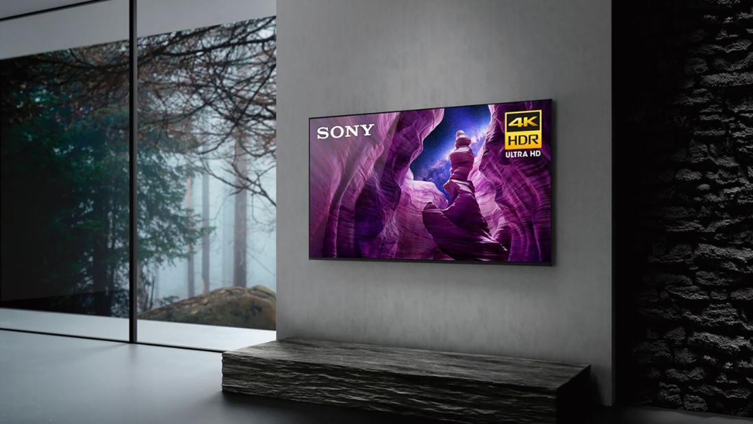 Giảm giá TV Sony A8H: Tiết kiệm khi mua TV sang trọng của chúng tôi tại Amazon