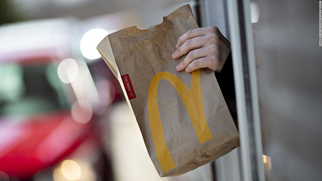 McDonald's social media person cries out for help and brands give a warm embrace