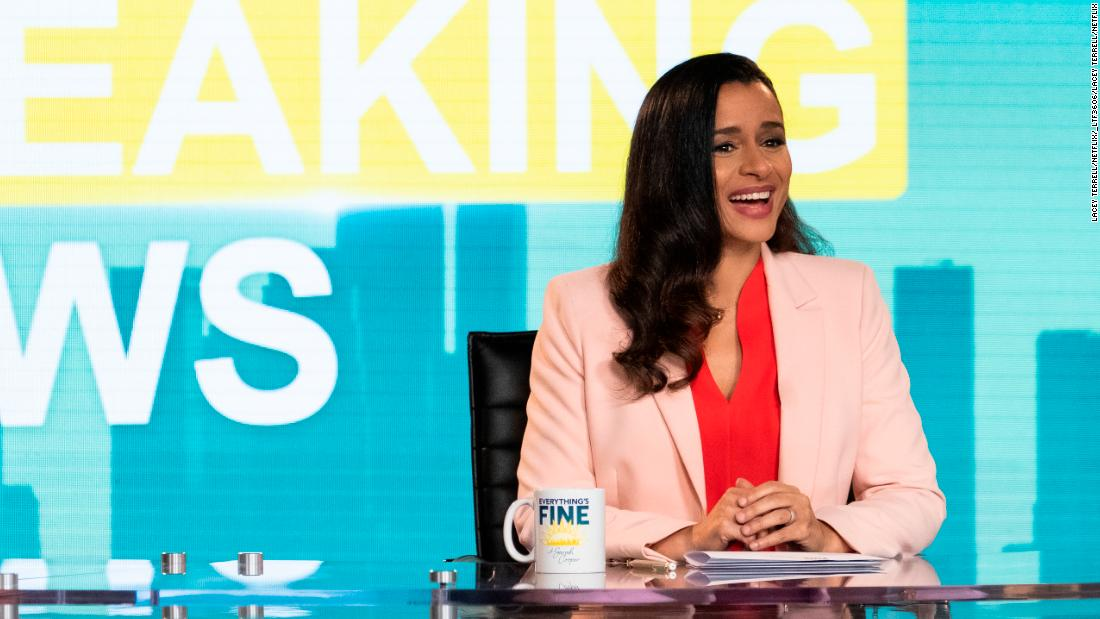 'Sarah Cooper: Everything's Fine' gives the Trump satirist a bigger stage on Netflix