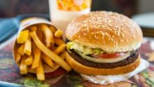 Burger King wants you to order from McDonald's