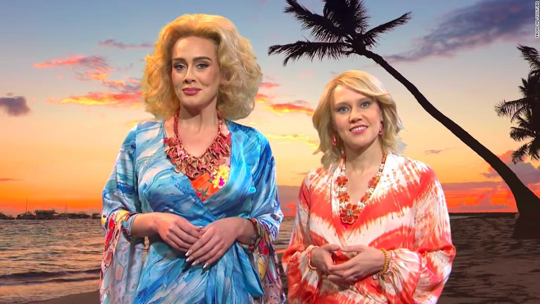 Bản phác thảo du lịch tình dục châu Phi của Adele và SNL