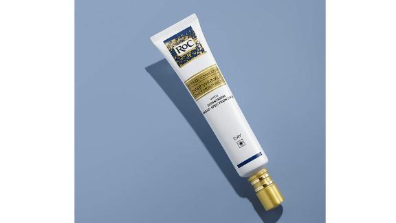 ROC Retinol Corrextion Deep Wrinkle Moisturizer روزانه با کرم ضد آفتاب Broad Spectrum SPF 30