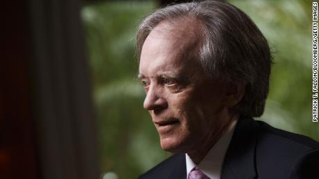Billionaire Bill Gross accused of shouting