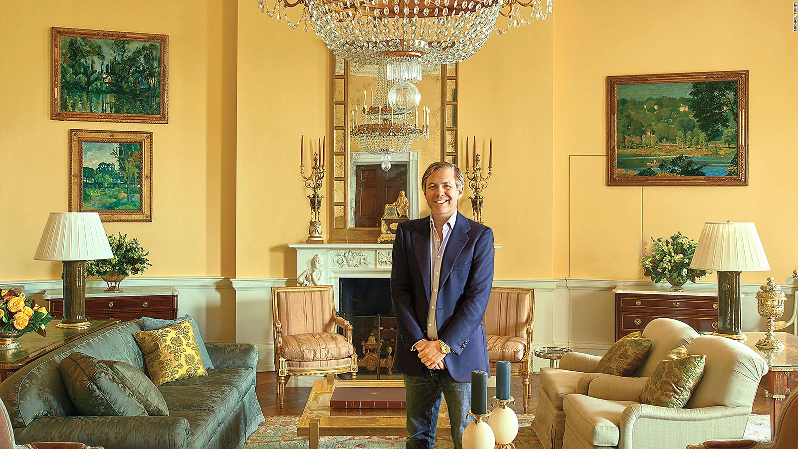 Michael S Smith The Obamas Decorator In Chief Reflects On 8 Years At The White House Cnn Style