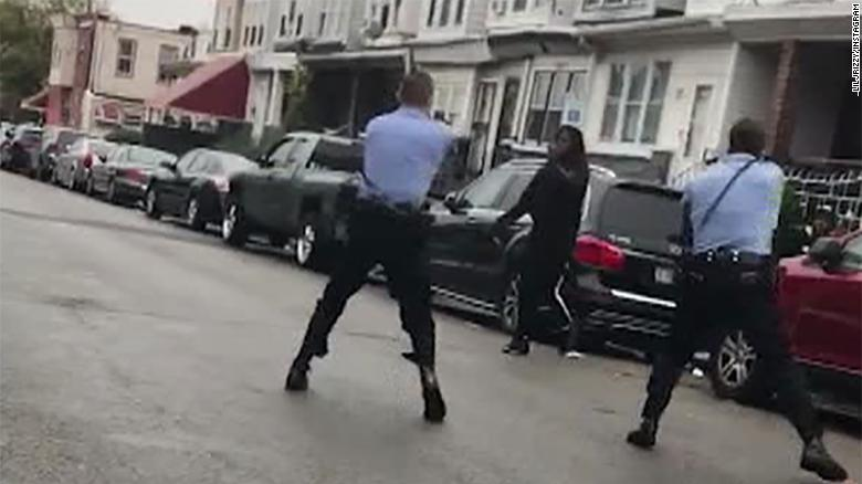 Philadelphia police killed a man in a shooting that raises questions, chief says. Then 30 officers were hurt in protests