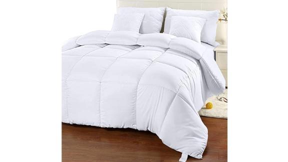Utopia Bedding Box-Stitched Down Alternative Comforter