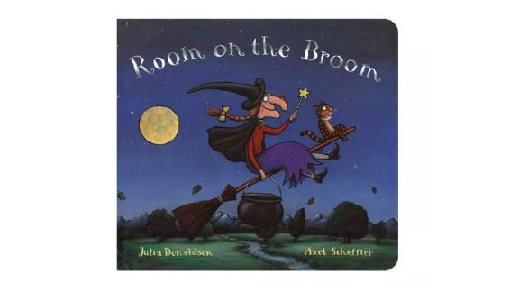 """Room on the Broom"" by Julia Donaldson"