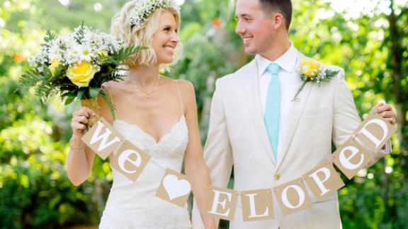 BannerCheer We Eloped Banner