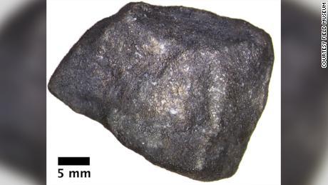 Le fragment de météorite tombé sur Strawberry Lake comprend des composés organiques immaculés.