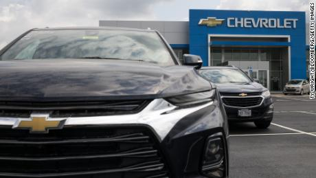 Shares of these American automakers are on the rise.  None of them are Tesla
