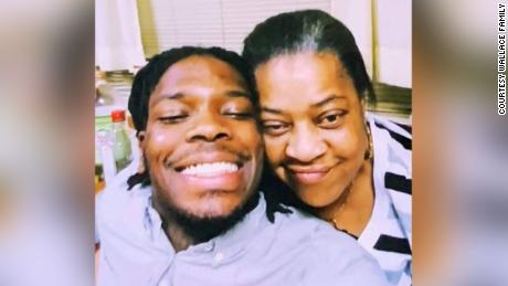 Walter Wallace Jr., pictured with his mother, was shot and killed by police.
